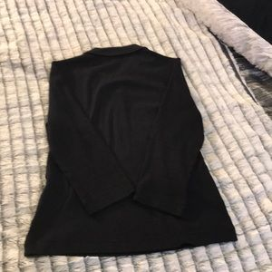 Tory Burch Tops - Beautiful Tory Burch Navy 3/4 sleeve top
